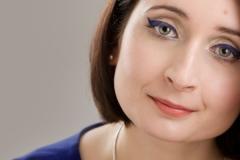 Makijaż beauty Marta Frankowska Luty