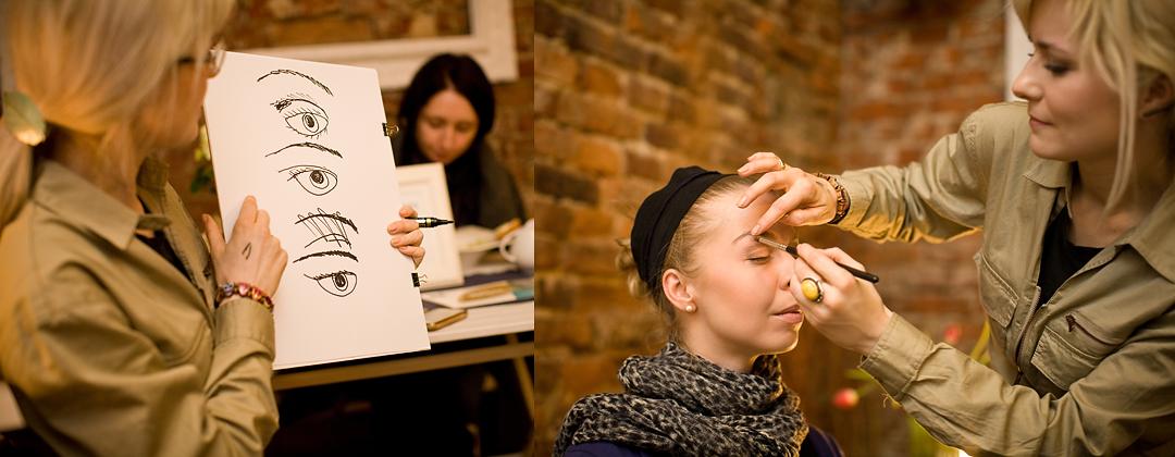 Szkolenie makijażowe Kraków